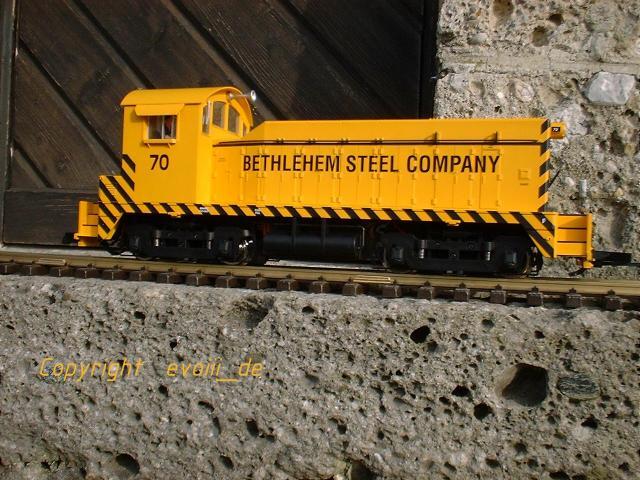 R22042 NW2 Bethlehem Steel Company